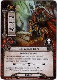 Dol Guldur Orcs