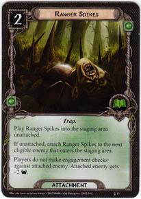 Ranger Spikes