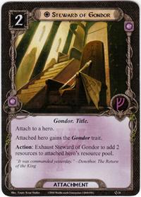 Steward of Gondor