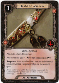 Blade of Gondolin