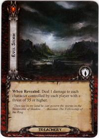Evil Storm