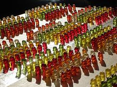 gummy bear army small