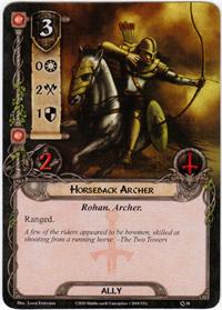 Horseback Archer