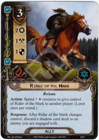 Rider of the Mark