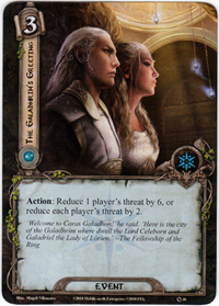 The Galadhrim's Greeting