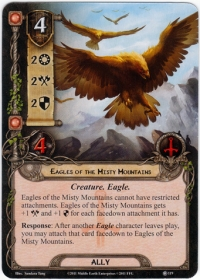 Eagles of the Misty Mountains