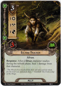 Silvan Tracker