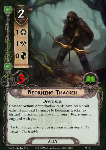 Beorning Tracker - Megan