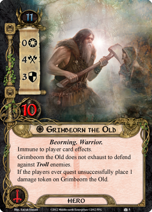 Grimbeorn the Old - Daniel Olafsson