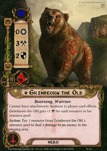 Grimbeorn the Old - Julian