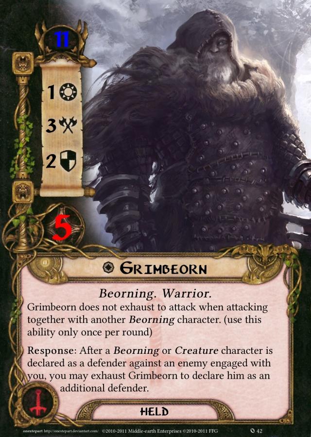 Grimbeorn - Tobias