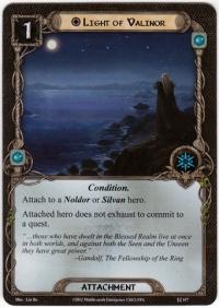 Light of Valinor