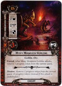Misty Mountain Goblins