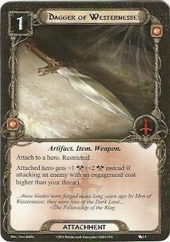 Dagger of Westernesse