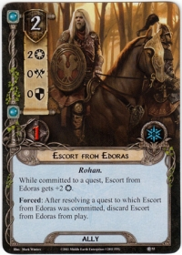 Escort of Edoras