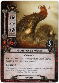 Giant Marsh Worm