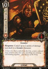 Gondorian Discipline