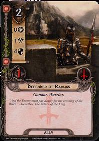 Defender of Rammas