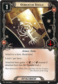 Gondorian Shield (small)