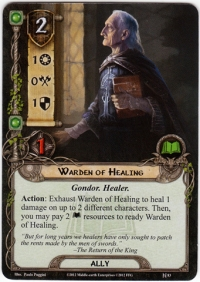 Warden of Healing