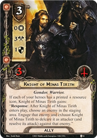 Knight of Minas Tirith