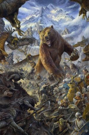 300px-Matt_Stewart_-_The_Battle_Under_the_Mountain