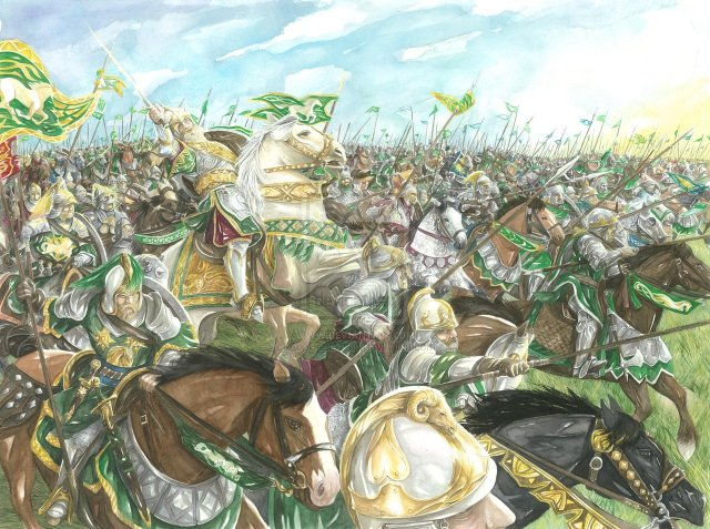The_Ride_of_the_Rohirrim_by_AbePapakhian