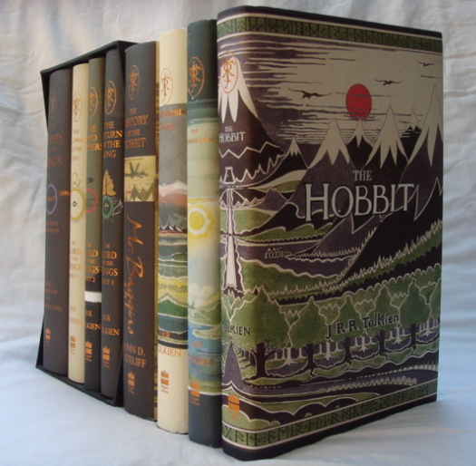 Tolkien-Books