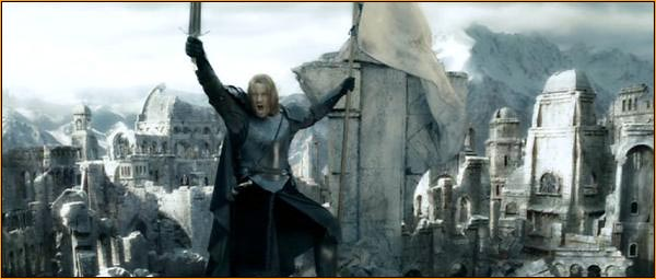 Boromir in Osgiliath