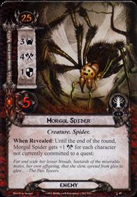 Morgul-Spider