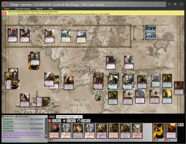 Brothers and Sam - Trouble in Tharbad 2 player with Derek