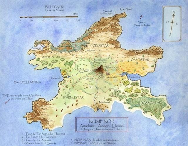 Numenor-map