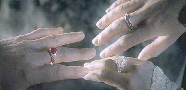 Elf Rings