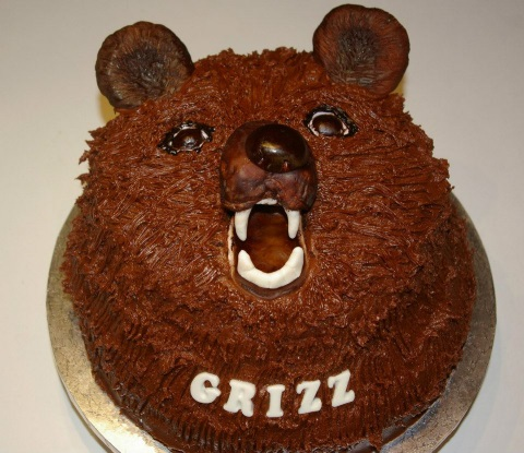 2nd Anniversary bear-cake-small