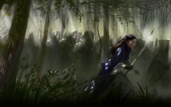 Leading-the-Charge-Arwen-Fantasy-Art-small