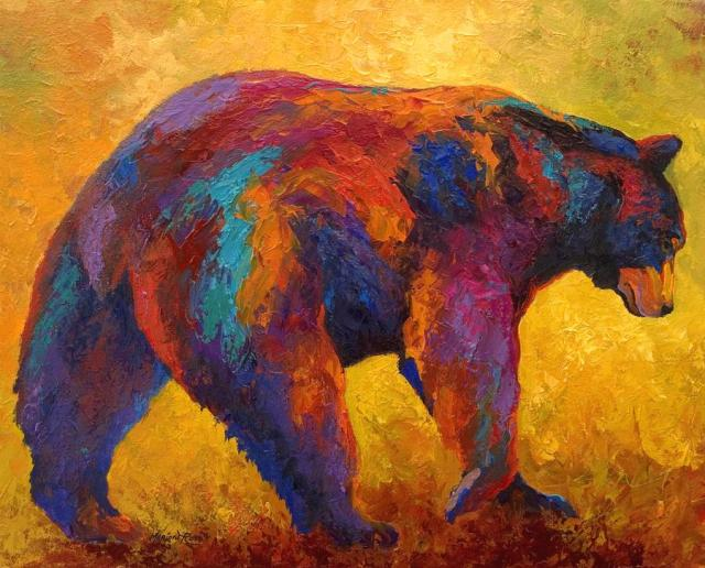 Spirit Bear by Marion Rose