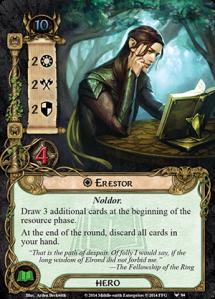 Erestor-ToR