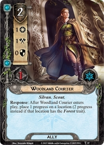 Woodland-Courier