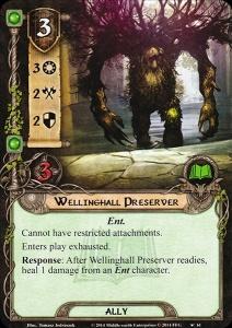 Wellinghall-Preserver