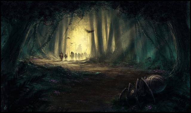 mirkwood-forest