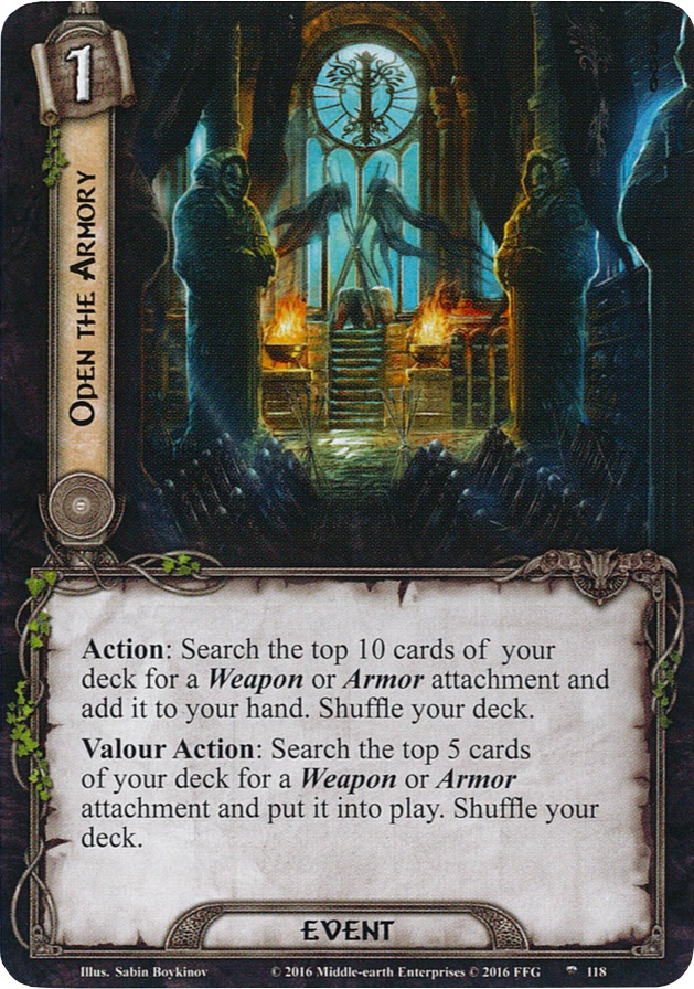 Lord Of The Rings Lcg Ready Attachments